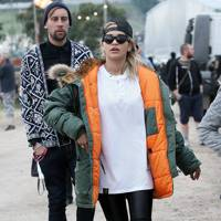Rita Ora at Glastonbury
