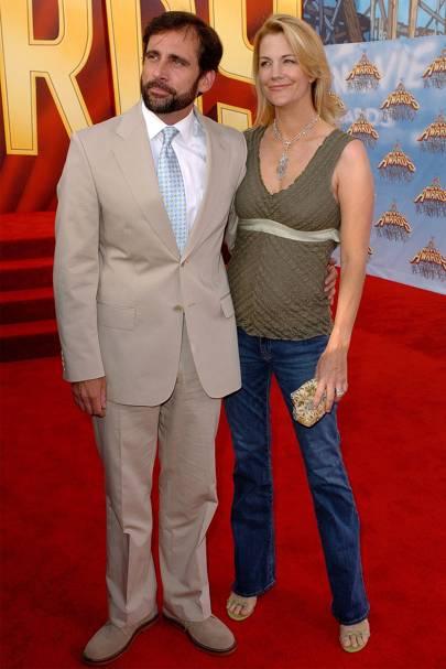 Steve and Nancy Carell