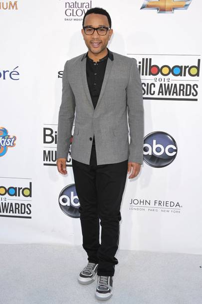 John Legend at the Billboard Music Awards 2012