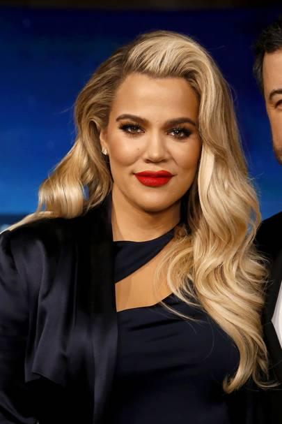 Khloe Kardashian Hair Beauty Looks Khlos Latest Makeup