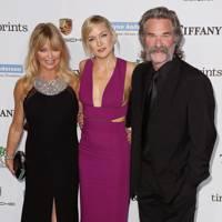 Goldie Hawn, Kate Hudson & Kurt Russell