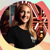 """""""Young girls need to remember that athletic bodies come from training, not from starving themselves"""": Paula Radcliffe gets real on body image"""