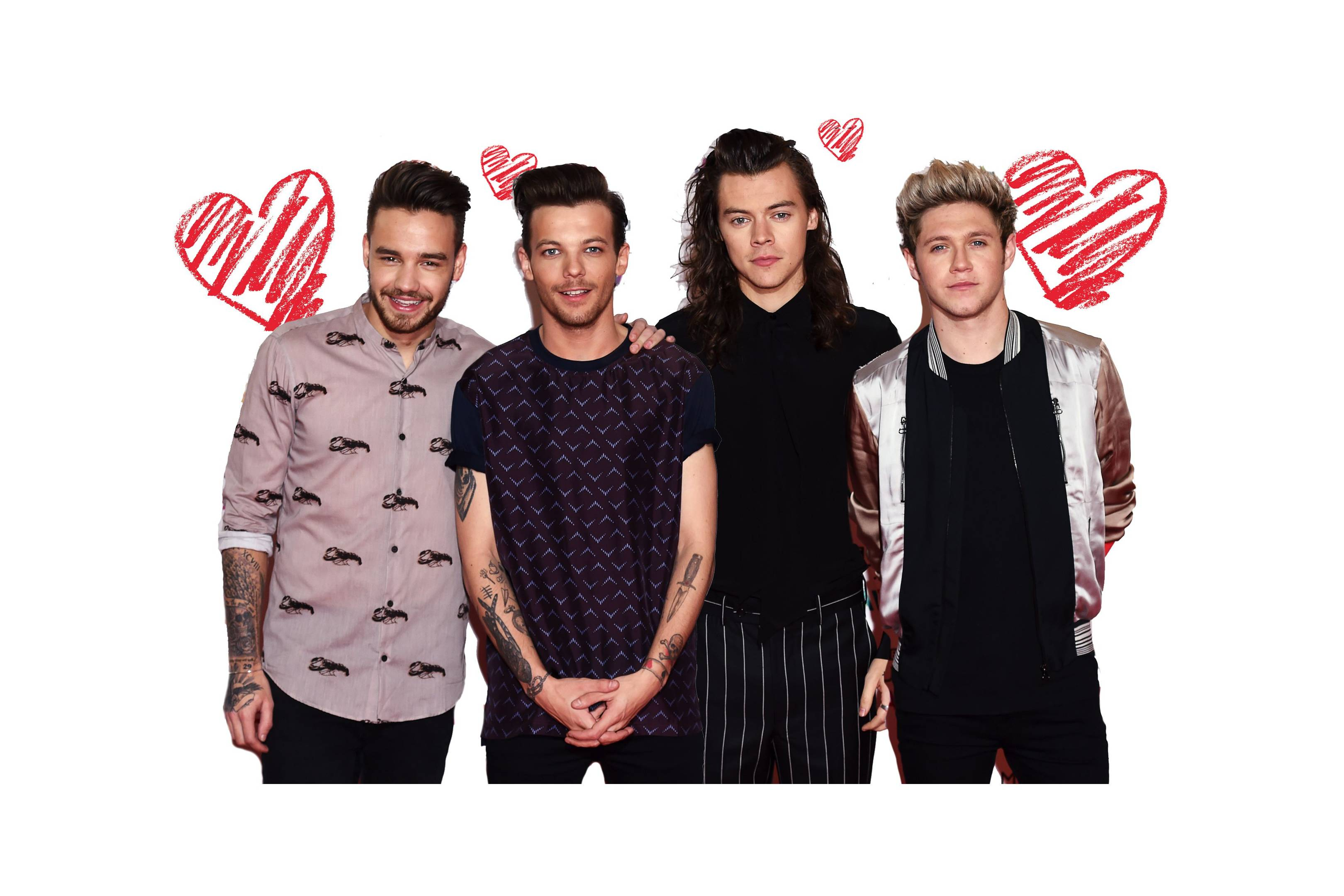 Who are the one direction band members dating