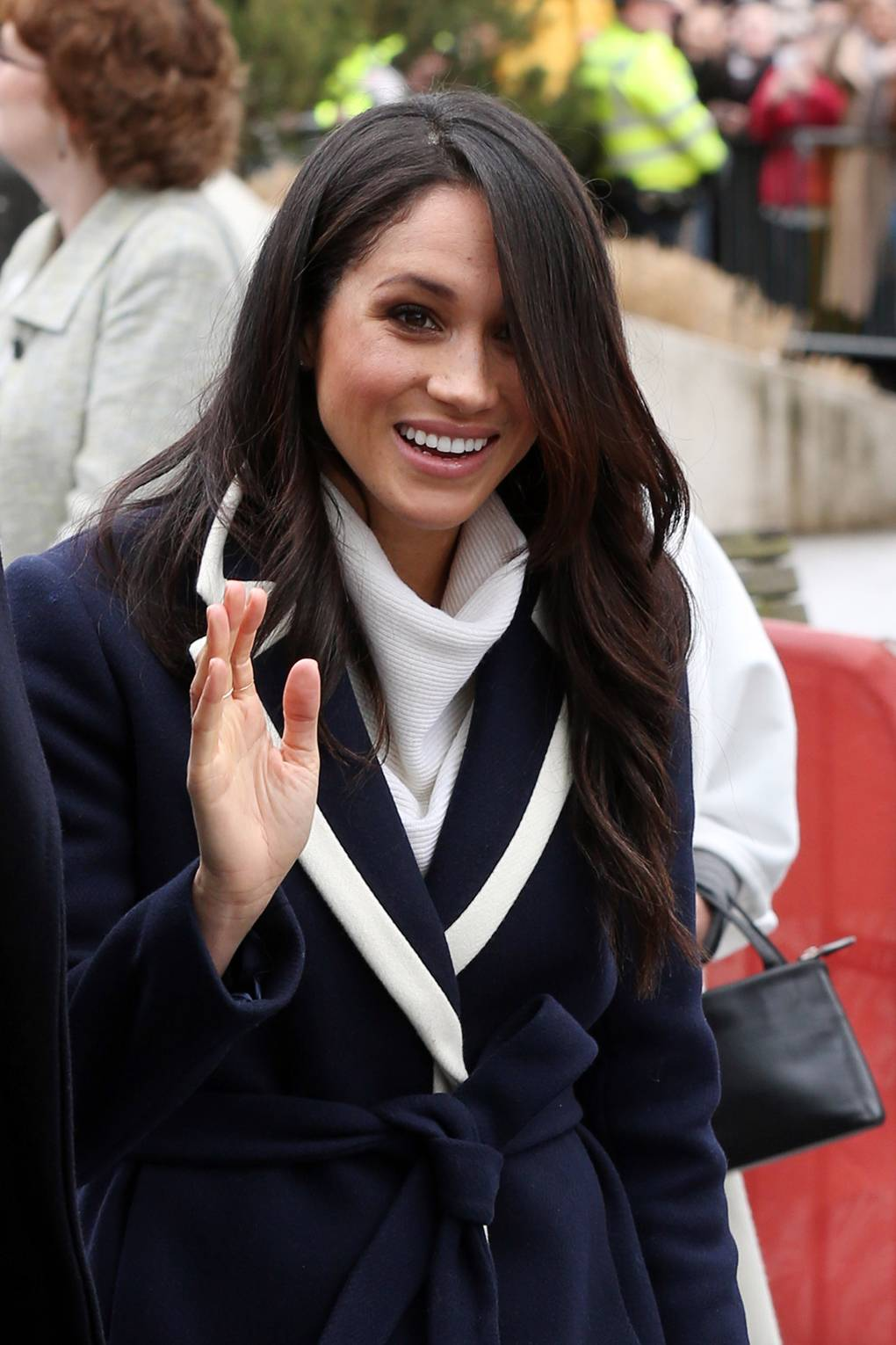 Meghan Markle Hair Makeup Looks Shes A Natural Beauty Glamour Uk
