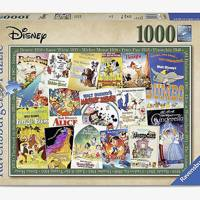 Best jigsaw puzzles for adults: for the Disney lover