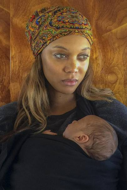 Girl period tyra banks show sex and pregnancy sexy playboy huge