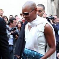 Skin from Skunk Anansie, 2009