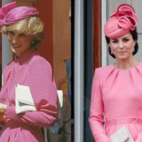 7. THE MATCHING PINK DRESS AND HAT
