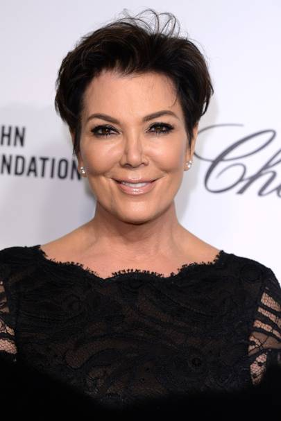 Is Kris Jenner planning a naked photoshoot to celebrate
