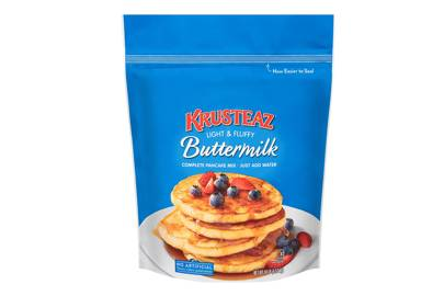 The buttermilk pancake mix