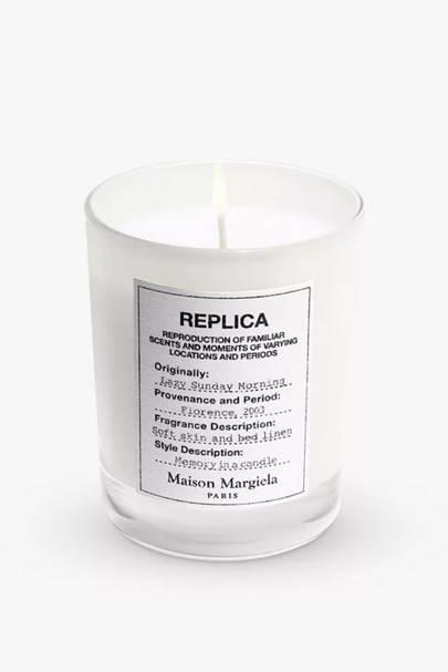 Best summer candles: Maison Margiela Replica