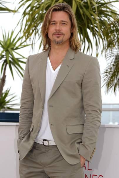 61. Brad Pitt