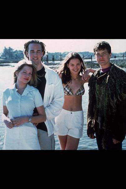 16. Dawson's Creek 1998-2003