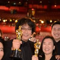 Parasite won the Academy Award for Best Film