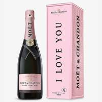 Personalised Gifts For Her: the personalised Champagne
