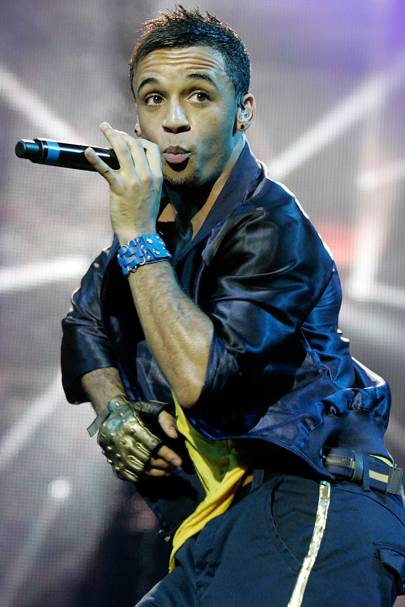 No 27: Aston Merrygold