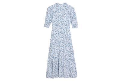 M&S x GHOST JUE COLLECTION High-Neck Dress