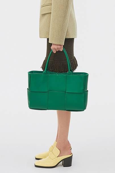 Best designer tote bag: Stealth chic