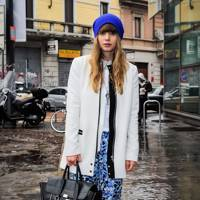 Lisa Dengler, Fashion Blogger, Milan