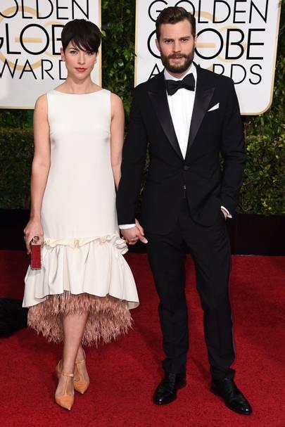 Amelia Warner & Jamie Dornan