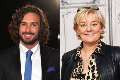 Jo Malone, entrepreneur, by Joe Wicks, fitness coach