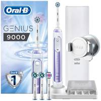 Best electric toothbrush for plaque removal: Oral-B Genius 9000