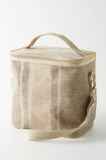 The stylish cooler bag