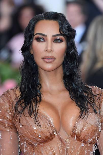 Kim Kardashian - Met Gala 2019