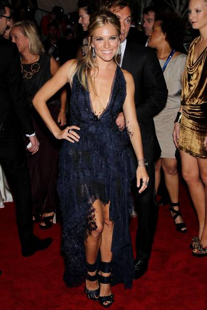DO #4: Sienna Miller in Emilio Pucci at the MET Ball, May