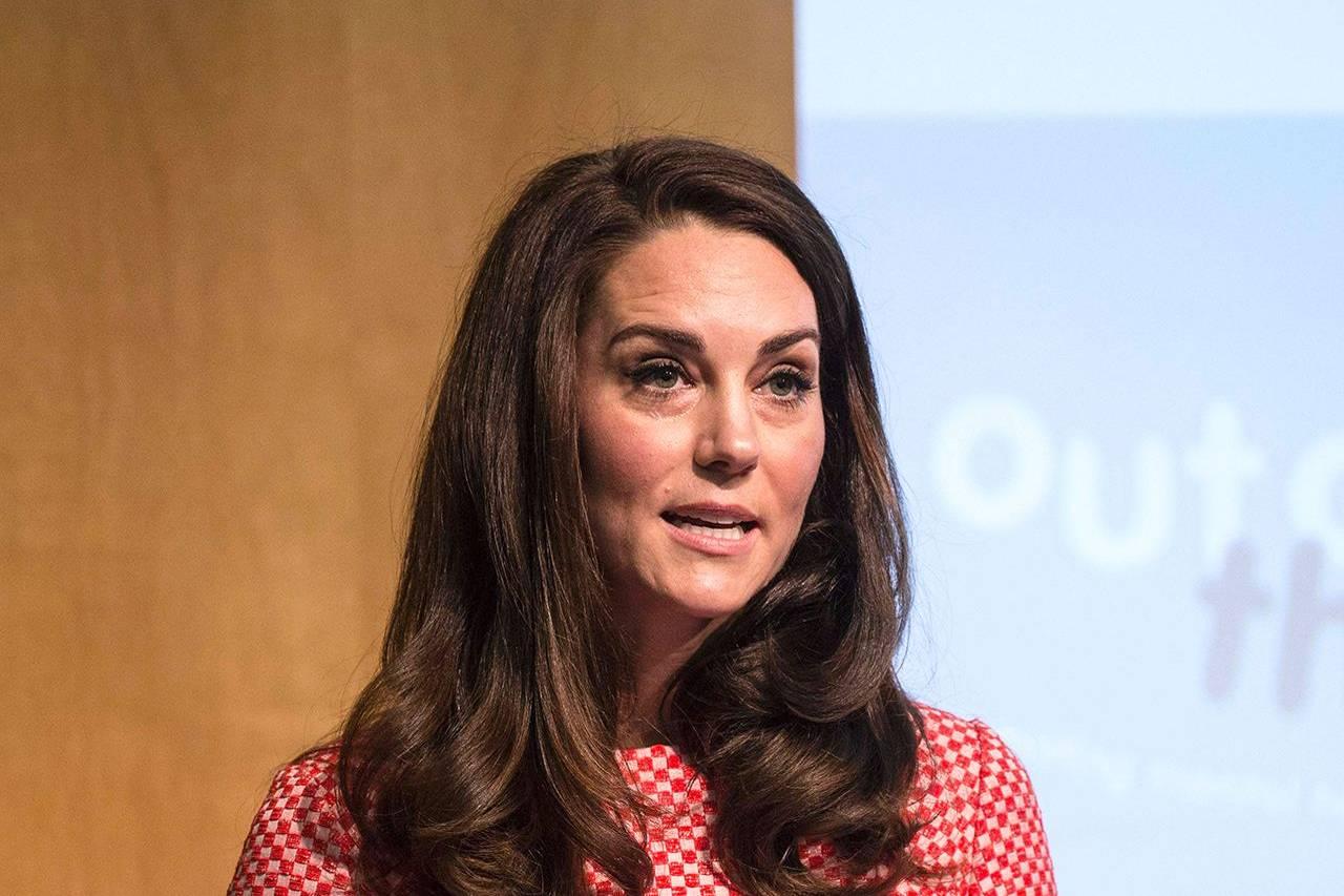 Kate Middleton gets honest about motherhood