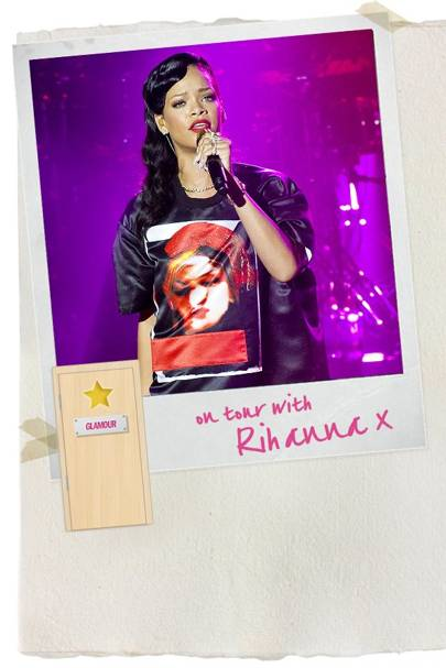 Rihanna's 777 tour day four: Paris