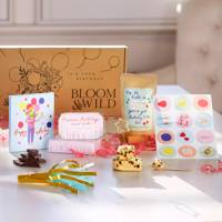 Unique Gifts For Sisters: the birthday box
