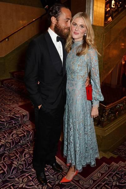 James Middleton & Donna Air