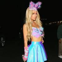 Paris Hilton as a Furbee