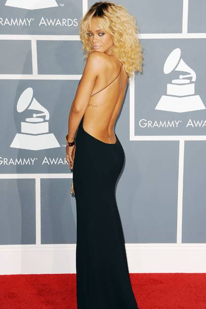 Rihanna - Backless Wonder