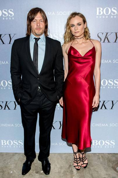 Norman reedus dating lady gaga