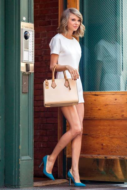 Best Dressed Woman: Taylor Swift