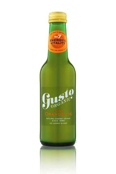 Gusto Organic's Orangeade