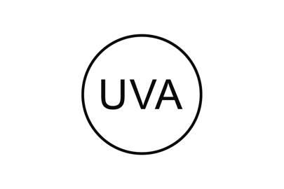 UVA (in a circle)