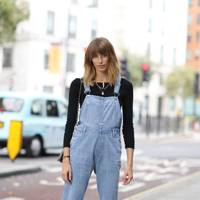 Dungarees are a spring saviour