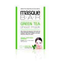 Masque Bar Green Tea Sheet Mask, £9.99 for 3