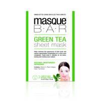 Masque Bar Green Tea Sheet Mask, £9.99 for 3