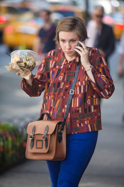 Lena Dunham as Hannah Horvath - GIRLS