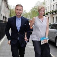 Gary Barlow & Dawn Andrews