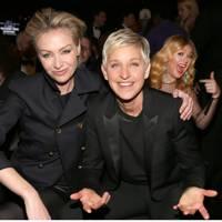 Kelly Clarkson, Portia de Rossi & Ellen Generes