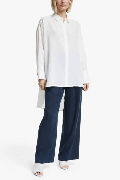 Best Women's White Shirts - Mother Of Pearl
