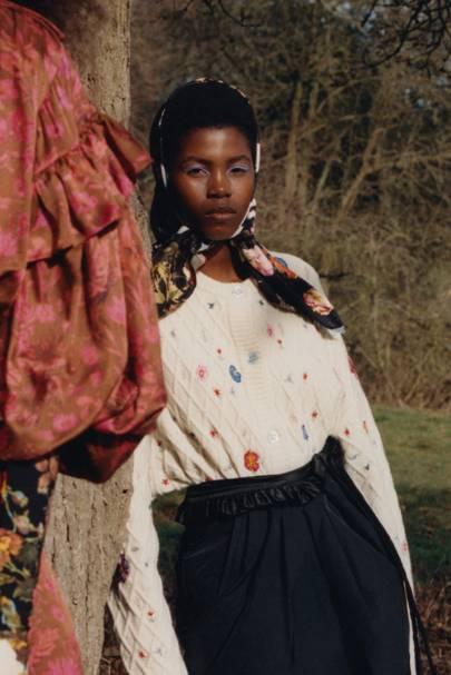 Preen By Thornton Bregazzi, London Fashion Week