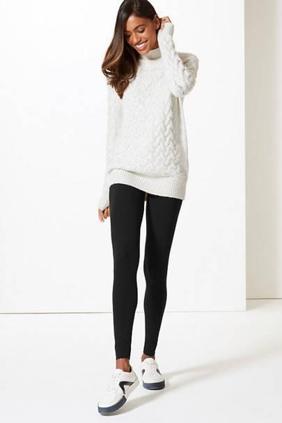 Best black leggings on a budget