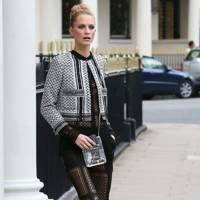 On Duty: Poppy Delevingne