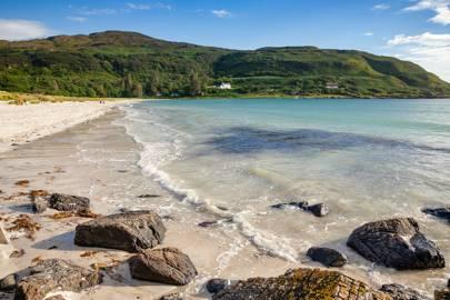 Langamull Beach, Isle of Mull, Scotland